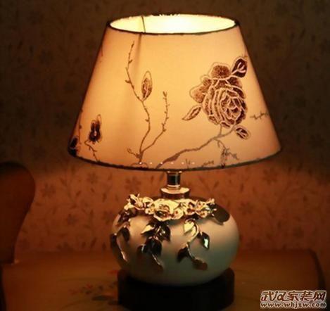 充满爱意的5盏浪漫台灯聊城